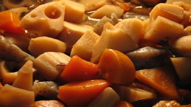 おしゃべりクッキング こんにゃくと蓮根のピリ辛煮 作り方 材料 レシピ 6月29日